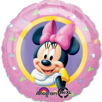 Minnie Mylar Party Balloon from Balloon Shop NYC
