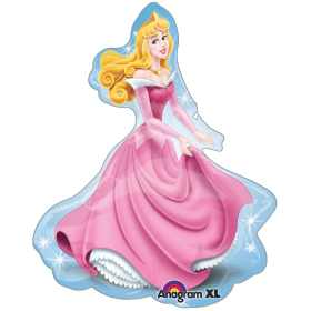 Sleeping Beauty Supershape Party Balloon from Balloon Shop NYC