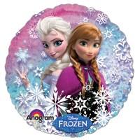 Frozen Disney Movie Mylar Balloon from Balloon Shop NYC