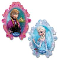 Frozen Birthday Party Mylar Balloon 31 Inch from Balloon Shop NYC