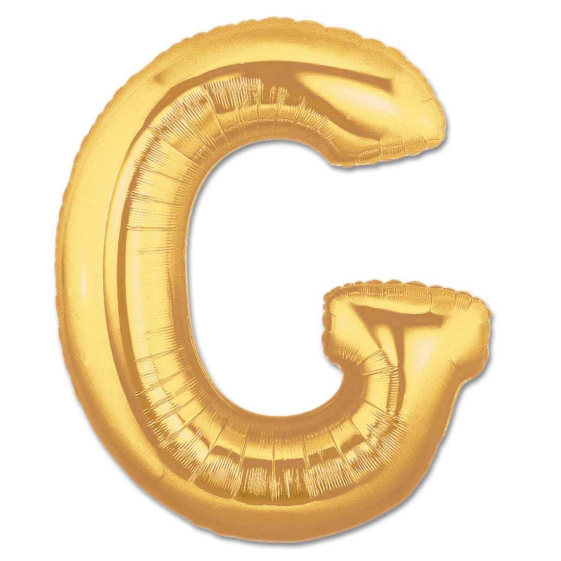 jumbo foil gold 40 inch letter g balloon from balloons shop nyc