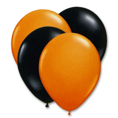 Ultimate Halloween Latex Party Balloons 12 inch from Balloon Shop NYC