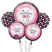 Bachelorette Party Balloon Bouquet from Balloons Shop NYC