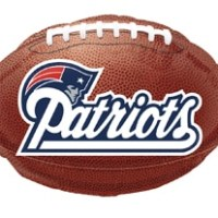 New Ingland Patriots Football - 18 inch from Balloon Shop NYC