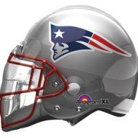 New Ingland Patriots Helmet - 32 inch from Balloon Shop NYC