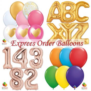 Express Order Form Balloons - High quality cheap balloons nyc delivery