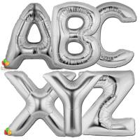 Express Order Form Silver Letters Jumbo Balloons delivery from Balloon Shop NYC