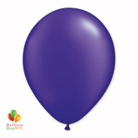Purple Pearl Latex Party Balloon 12 inch Inflated delivery Balloon Shop NYC