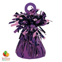 Foil Balloons Weight Small Purple Bright Colors for High-quality cheap balloons nyc delivery