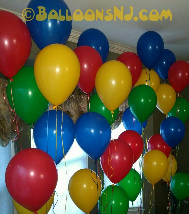 Google colors balloons for Balloon decoration color combinations