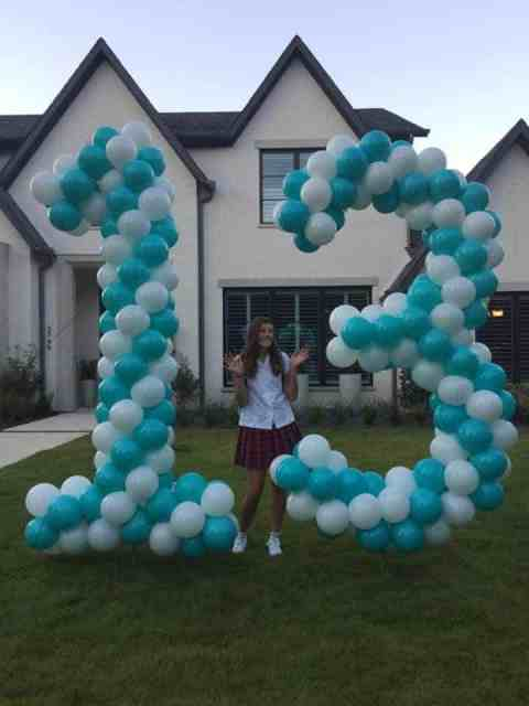teen birthday party thirteen