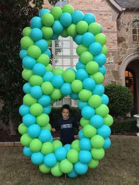 McKinney Balloon Numbers