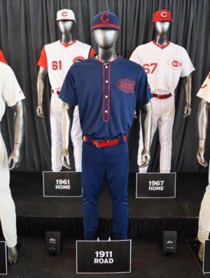 1911 Reds Uniforms