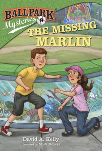 Book #8 in the Ballpark Mysteries series is set in Miami, Florida.
