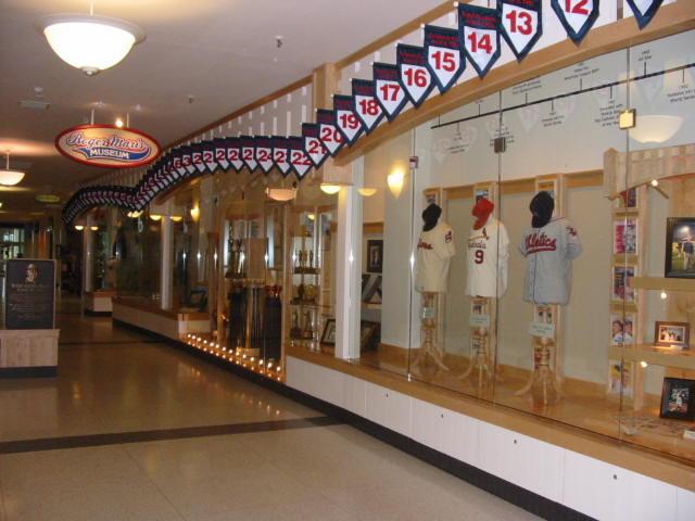 Roger Maris Museum Fargo ND