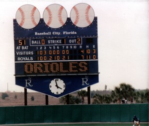 Baseball City Stadium Photo R. Anderson