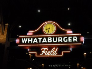 Whataburger Field Photo by R. Anderson