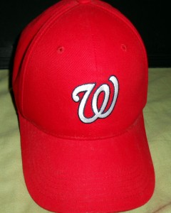 The Washington Nationals joined the stable once they were exported from Montreal in 2005. Photo R. Anderson