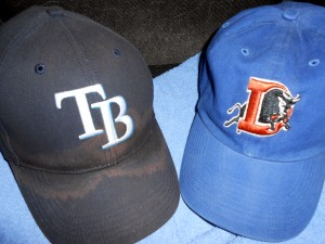 The Tampa Bay Rays and their Triple-A Club Durham Bulls are 692 miles apart. Photo R. Anderson