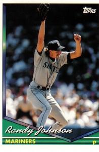 "Randy ""Big Unit"" Johnson threw his Perfect Game on May 18, 2004."