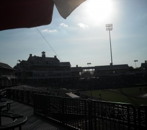 Dr. Pepper Ballpark in Frisco, TX is a place I can go again and again. Photo R. Anderson
