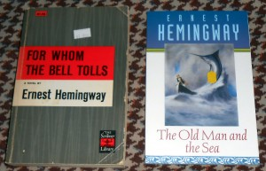 Bell tolling books