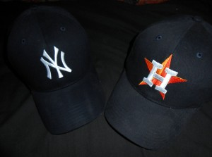 Tonight the New York Yankees come to Minute Maid Park for only the second time to take on the Houston Astros. When the first pitch is thrown it will complete my quest to see all 30 Major League Baseball teams at Minute Maid Park. Photo R. Anderson