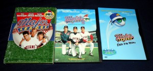 The number 3 movie on the Triple B totally subjective top 10 countdown of baseball movies is Major League starring Charlie Sheen. Photo R. Anderson