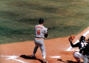 In a world where the Senators did not move to Texas it is possible that I never would have rooted for Cal Ripken, Jr.