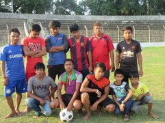 BP Bangladesh football team 2
