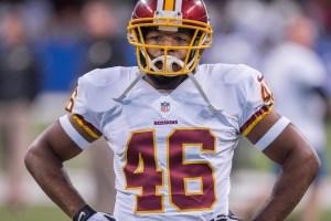 NFL: NOV 30 Redskins at Colts