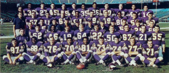 Vikings 69 Home Team