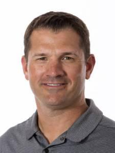 First-year Ball State head coach Mike Neu.