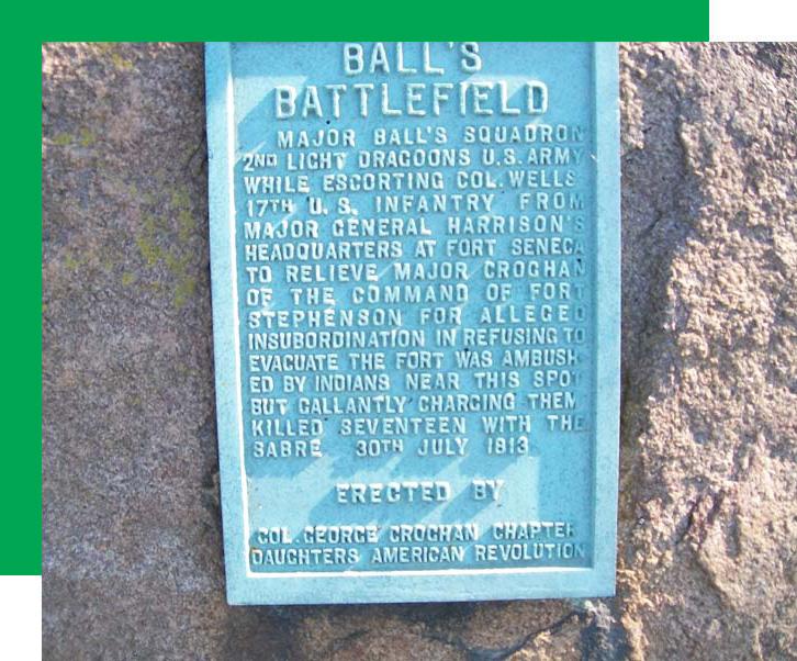 ballville battlefield