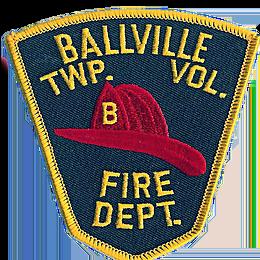 Ballville Fire Dept. Logo