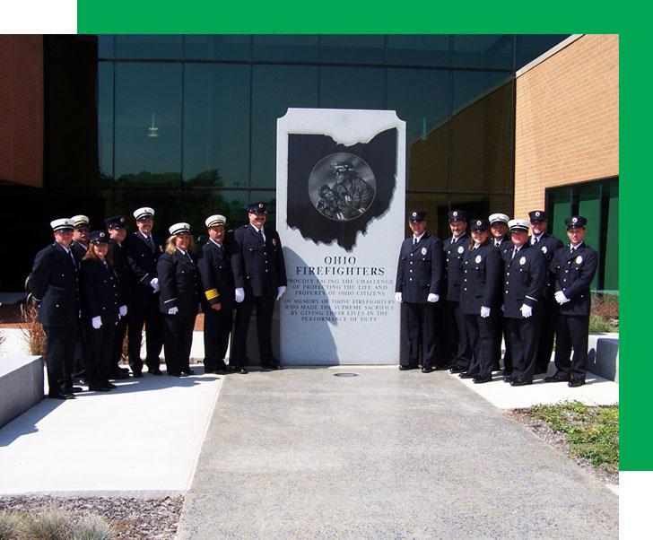 Ballville Township Firefighters
