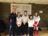 Minor Girls BHS Ulster Schools Division2 Finalists