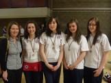 Sen Girls Badminton