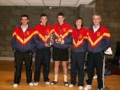 Senior Boys Ulster Winners