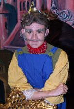 Mandatory Credit - © Freddie Parkinson © Ballyclare High School Presents Disney's Beauty and the Beast. Ben Lowry as Maurice.