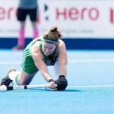 LONDON - Vitality Women's Hockey World Cup SF1 Ireland - Spain Photo: COPYRIGHT WORLDSPORTPICS FRANK UIJLENBROEK