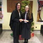 Sarah Bridle: 3rd place in Northern Ireland in A Level Nutrition and Food Science