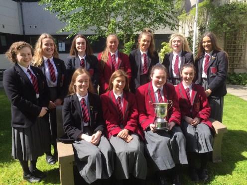 Ulster Athletics' Team Champions Inter Girls
