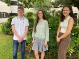 Congratulations to A level students Matthew Walker 3 A star grades, Fiona McIlroy and Jade Allison who both achieved 2 A star and an A grade