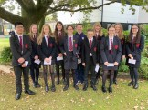 Year 9 Form Prize Winners