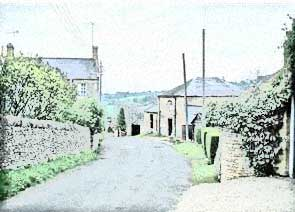 Lucy's blog. Image of small town