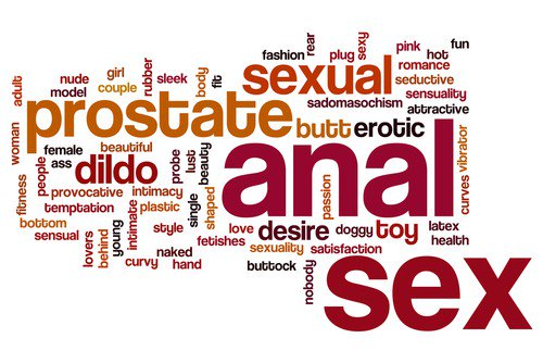 Anal Sex - Ballz Magazine