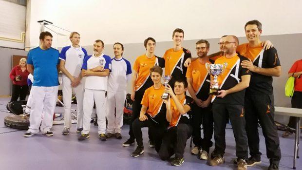 Balma Arc Club - Podiums par équipe