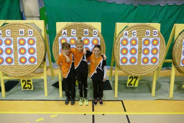 Balma Arc Club - Championnat de ligue jeunes Carcassonne - Devant cible