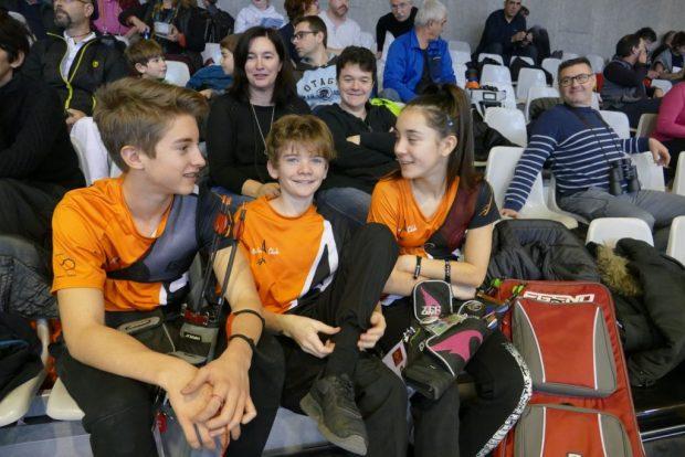 Balma Arc Club - Championnat de ligue jeunes Carcassonne - Soutien 2e journée